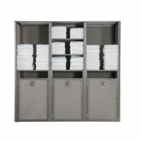 Sunset Towel Valet - Triple Unit