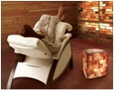 Living Earth Crafts Salt Room ZG Dream Lounger