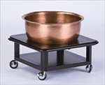 Roll Up with Copper Bowl