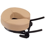 Face Cradle- Spa Caress Face Rest w/ additional cushioning