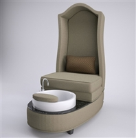 Audrey Pedicure Chair & Footspa