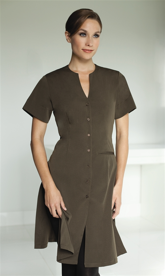 Noel asmar womens tuscana jacket 3xl for Spa housekeeping uniform