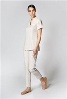 Noel Asmar Womens Faux Linen Long Pant
