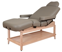 Oakworks Clinician Adjustable w/ Lift Assist Salon Top