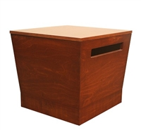 Oakworks Relaxation Lounge Side Console