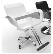 Bicolor Styling Chair - Star Base