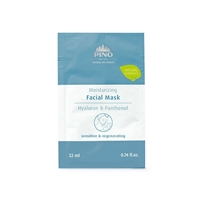 Pino Facial Masks, Hyaluron & Panthenol- 10 count