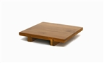 Bali Rectangle Footed Amenity Tray