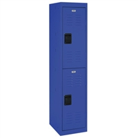 Staff Lockers - Single, Double Tier