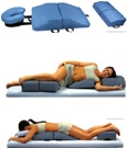 Body Cushion - 4 Piece System