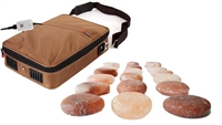 Saltability's Therapist's Choice 15-Insulated Bag w/ 15 Stones