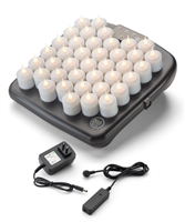 Hollowick Nexis Rechargeable System - 40 Pack