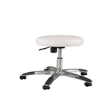 Deluxe Round Air Lift Stool w/ Luxury Base