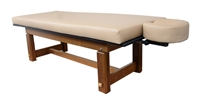 Touch America Solterra Teak Treatment Table
