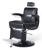 Takara Belmont Elegance Elite Barber Chair - Black Frame