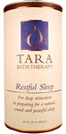 Tara Spa Therapy Bath Salts, Restful Sleep - 16 oz.