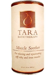 Tara Spa Therapy Bath Salts, Muscle Soother - 3 oz.