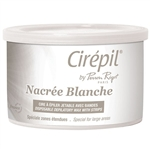 Cirepil Nacree Blanche Wax 14.1oz Tin