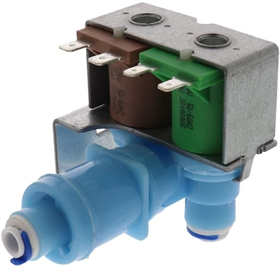 2304757, AP5263471, PS3497634 Water Inlet Valve For Whirlpool Refrigerator