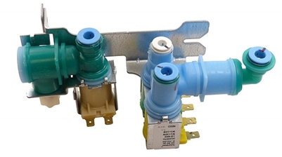 Edgewater Parts 241734301 Triple Water Valve Compatible With Electrolux Refrigerator