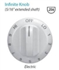 316108917 KNOB FOR FRIGIDAIRE