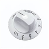316240700 BURNER CONTROL KNOB For Frigdaire Oven