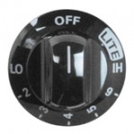 318196201 KNOB FOR FRIGIDAIRE,ELECTROLUX OVEN