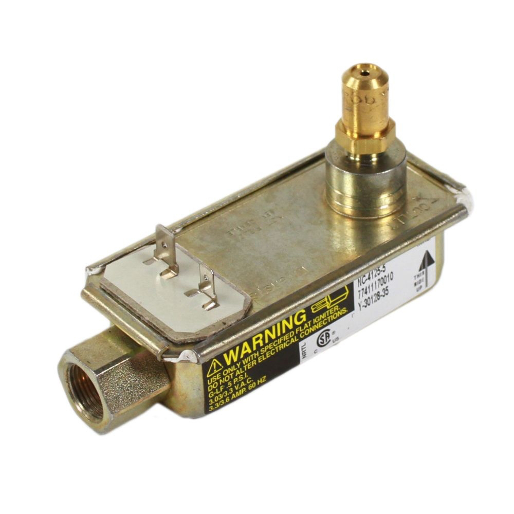 3203459 Wp3203459 Oven Gas Valve For Whirlpool