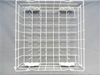 3369903, WP3369903 White Upper Rack for Whirlpool Dishwasher