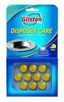 Glisten DPLM-12T (3 PACK) Disposer Care & Drain Freshener