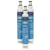 EFF6001A,  WPEFF6001A, 4396701, WP4396701 3 PACK  ECU AQUA Refrigerator Water Filter FOR WHIRLPOOL
