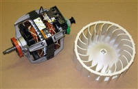 279787, WP279787 and 697772  Motor and blower wheel   Whirlpool Dryer