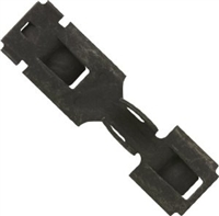 3394083, WP3394083 Front Panel Clip Whirlpool Dryer
