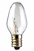 WE04X10045  7W LIGHT BULB