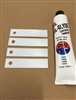 WE1M504  Glides 4Pk.with Special Hi Heat Lubricant