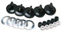 KN001 Knob Kit for Gas Range