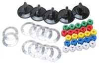 KN002 Knob Kit Universal For Electric Range