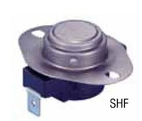 Supco Thermostat Fan Control SHF140  FOR HOME HEATER