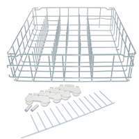 W10311986: Lower Dishwasher rack Kit