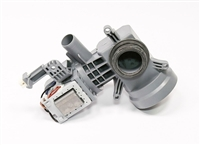 W10425238: Water drain Pump for Whirlpool, Inglis, and Kenmore washers.
