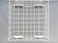 W10779821, WPW10779821 White Upper Rack for Whirlpool  Dishwasher