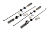 W10780048, WPW10780048 Suspension kIT for WHIRLPOOL Washer SPRINGS SET OF 4 27''