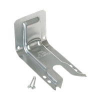 WB02K10254: Anti-tip Bracket for GE Range Ovens