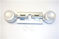 WB16K10026  Gas Double Burner