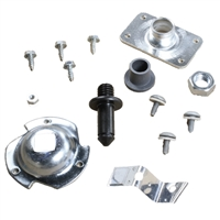 WE25X205: Drum Shaft & Bearing Kit