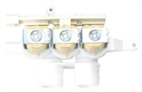 WH13X10026 Triple coil Water Valve