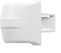 WR2X8345: White End Cap FOR GE