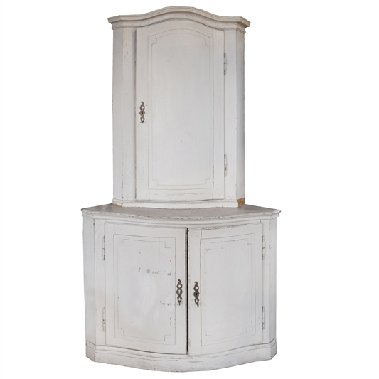 German Two Tier Corner Cabinet