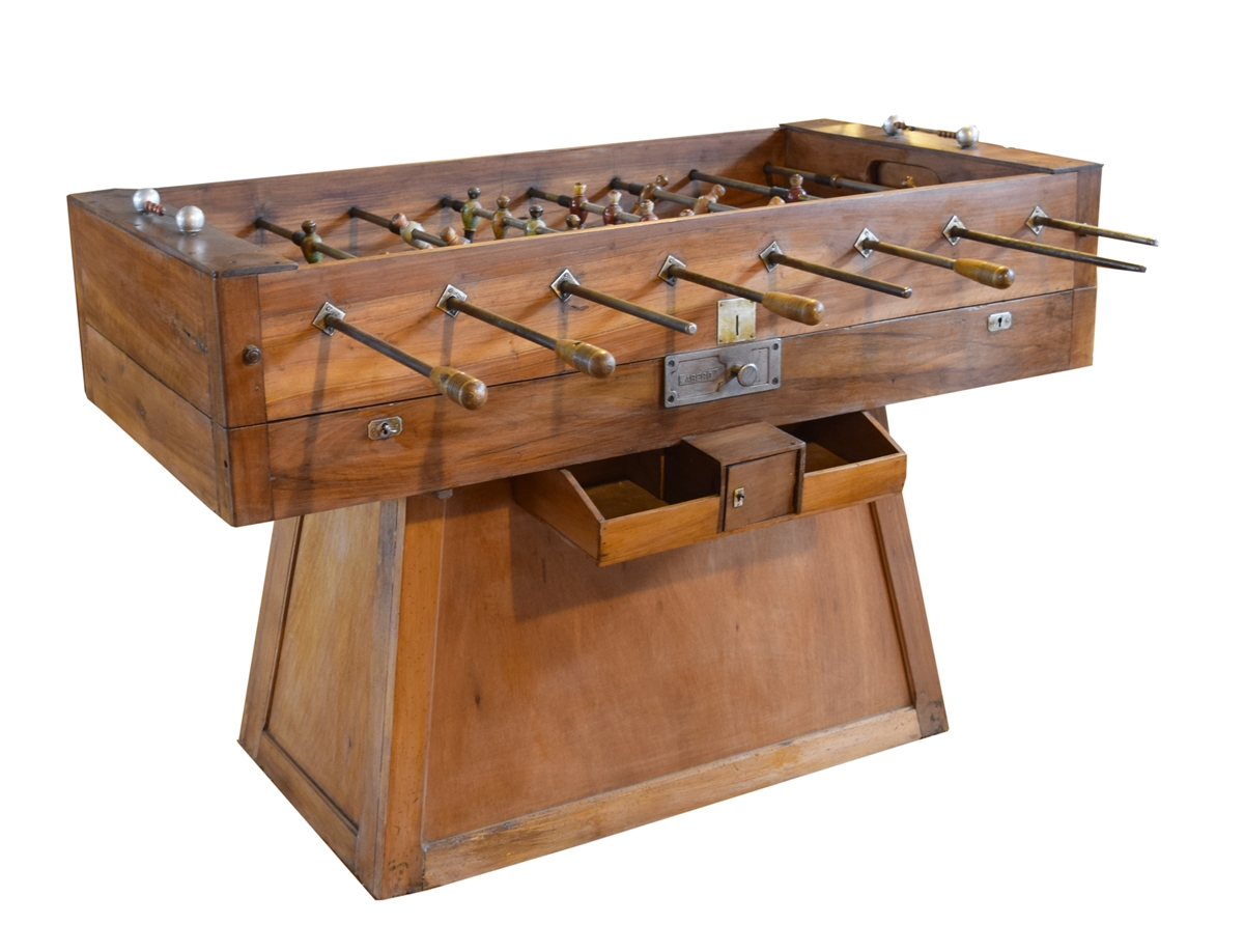 Italian Foosball Table - Italian foosball table