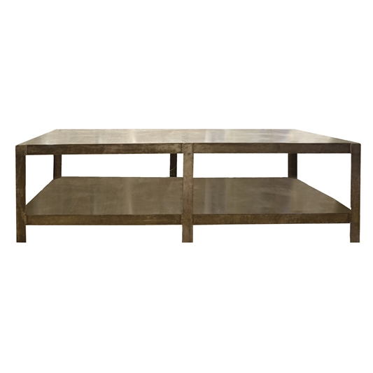 American Iron Industrial Table